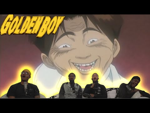 GOLDEN BOY EPISODE 1 & 2 LIVE REACTION