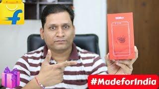 Video Flipkart Billion Capture+ Unboxing & First Look | MadeForIndia | Xiaomi Killer is Here MP3, 3GP, MP4, WEBM, AVI, FLV November 2017