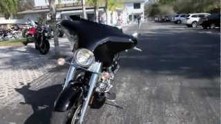 10. 2007 Yamaha Road Star 1700 Special Midnight Black at Euro Cycles of Tampa Bay Florida