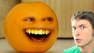 The Annoying Orange TRUCK