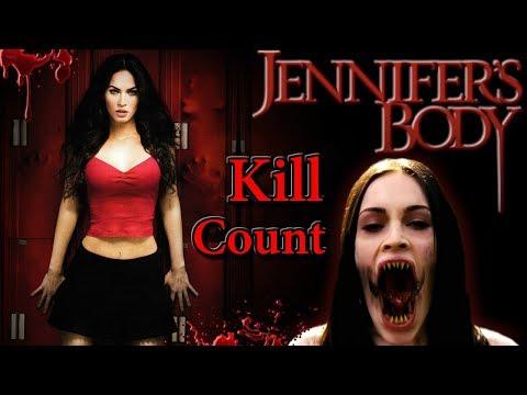 Jennifer's Body (2009) - Kill Count / Megan Fox Tribute