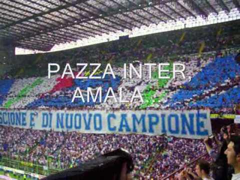 El Inter campeona en el estadio  Artemio Franchi - Montepaschi Arena