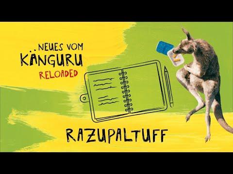 Ratzupaltuff   Neues vom Känguru reloaded mit Marc-Uwe Kling