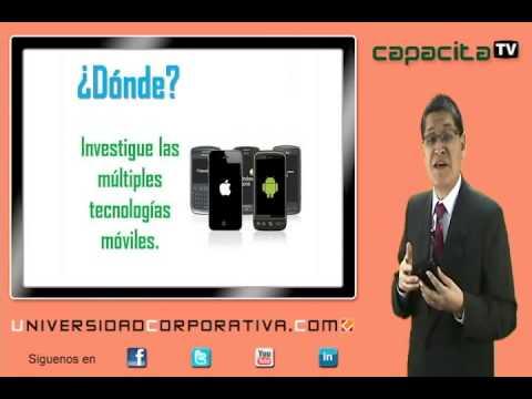 CAPACITA TV 003 Aprendizaje Móvil