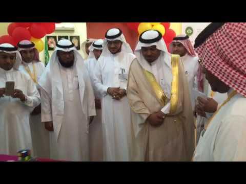 تدشين أسبوع موهبة 1438 في مركز الأمير ناصر بن عبدالعزيز للموهوبين في صبيا