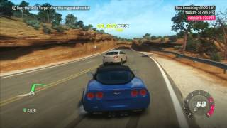 Nonton Forza Horizon: 2009 Chevrolet Corvette ZR1 - PR Stunts Skill Stunt (1080p) Film Subtitle Indonesia Streaming Movie Download