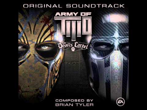 """Army Of Two - The Devil's Cartel OST """"Covert Strike"""""""