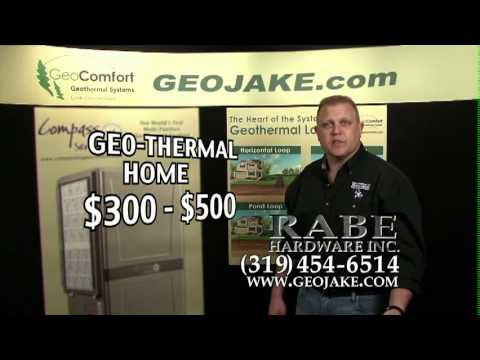 Geothermal Heating & Cooling - More Affordable than You Think