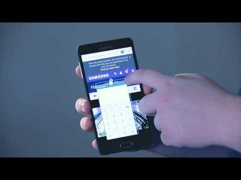 Samsung Galaxy Note 4 - jak używać funkcji wielozadaniowej