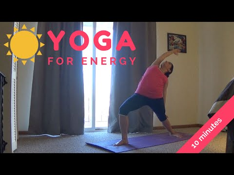 10 Minute Morning Yoga Sequence for Energy with Alex Howlett