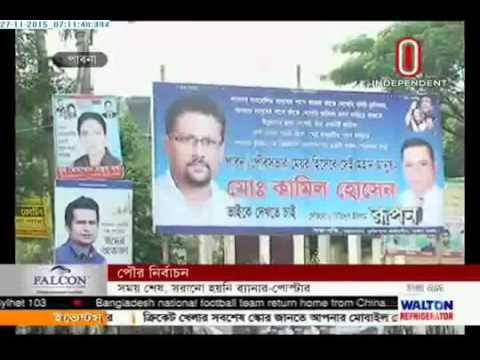Preparations for municipality polls (27-11-2015)