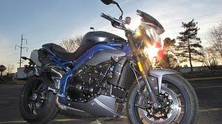 7. 2013 Triumph SPEED TRIPLE SE 1050 ABS