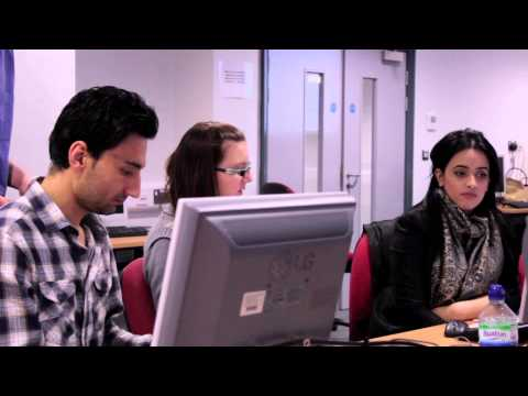 Step Up to HE at Staffordshire University