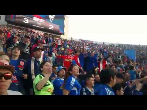 Video - Los de abajo yo vengo de un barrio bullanguero - Los de Abajo - Universidad de Chile - La U - Chile