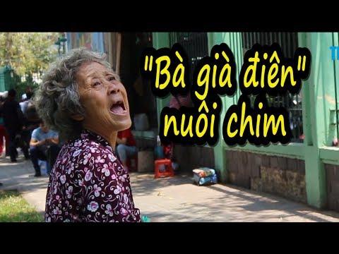 """""""Bà già điên"""" 10 năm nuôi chim trời ở trung tâm Sài Gòn - Thời lượng: 3:33."""