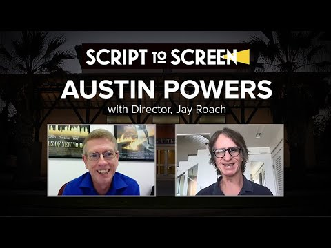 Script to Screen: Austin Powers