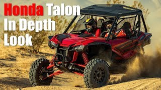 10. 2019 Honda Talon 1000 In Depth First Look Review