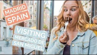 Guide to Mercado de San Miguel   Madrid Food Market