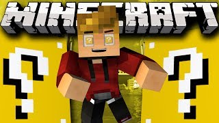 Minecraft LUCKY BLOCK Bridges! Modded Mini-Game! w/ Lachlan&Friends