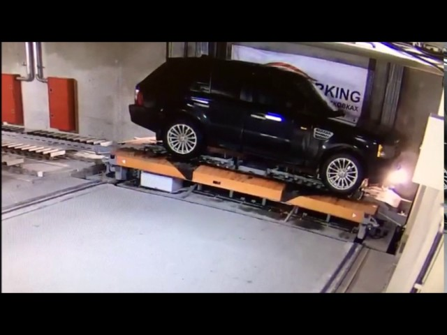Роботизированная система MPS
