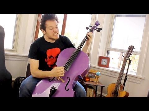 Slayer - Spill The Blood (cello cover w/ solos)