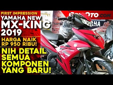 Yamaha MX King 2019 L First Impression L Gridoto