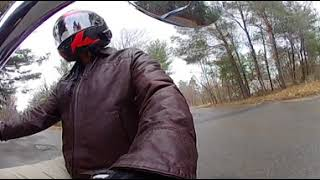 10. 2018-04-19b - Testing my wife's 2018 Genuine Buddy 50cc
