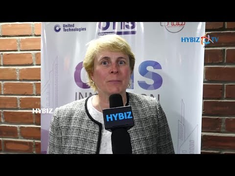 , Mary T Lombardo about OTIS innovation Challenge