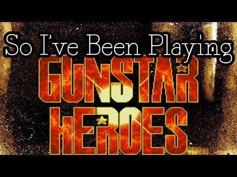 Gunstar Heroes Playstation 3