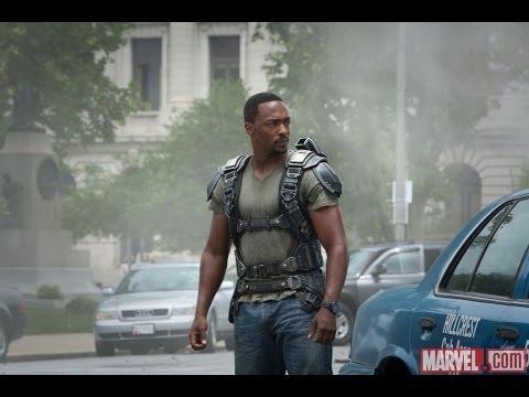 Captain America: The Winter Soldier (Featurette 3 'Falcon')