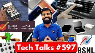 Tech Talks #597 - Nokia PureDisplay, BSNL 3.5TB Plan, Xiaomi Folding Phone, Apple Car, Pixel Watch