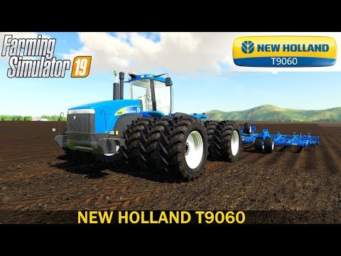 New Holland T9060 v1.0.0.0