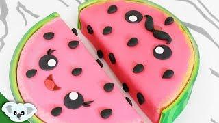Kawaii Watermelon Cake | Birthday Party| Cake Art | Koalipops