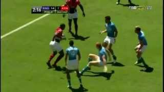 Kenya Rugby Sevens best ever performance(HSBC sevens  series2012/2013)