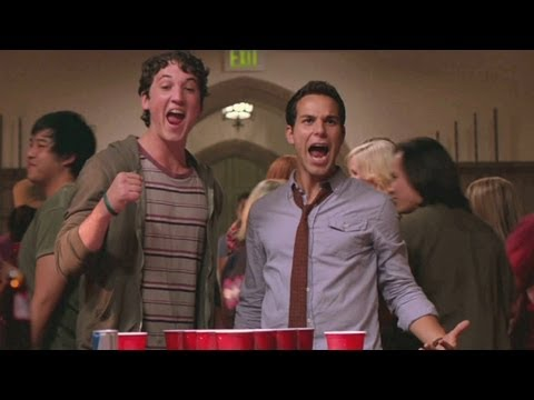 21 And Over Clip – Beer Pong