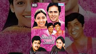 Saath Saath is a story about Geeta who falls in love with Avinash for his idealistic ways and outlook. Geeta's parents are against this marriage because; Avinash belongs to a poor background. Geeta accepts Avinash as he is. And she decides to get married to him at any cost. Geeta believes that if they are together all the problems could be handled. But after marriage things between them are not the same. What made the change happen?YOR - 1982Star Cast - Farooque Shaikh, Deepti Naval, Satish Shah, Iftekhar, A.K. HangalDirector – Raman KumarProducer - Dilip DhawanCinematographer – Sunil SharmaMusic Director – Kuldeep SinghLyricist – Javed AkhtarWriter - Raman KumarEditor – David Dhawan