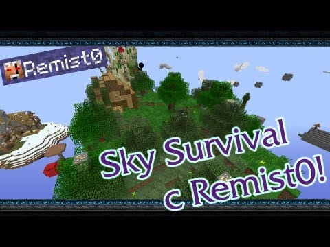 ТАИНСТВЕННЫЙ ОСТРОВ! Minecraft. Sky Survival.