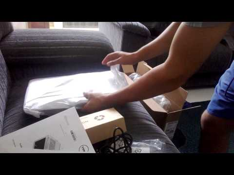 Unboxing DELL Latitude 3540