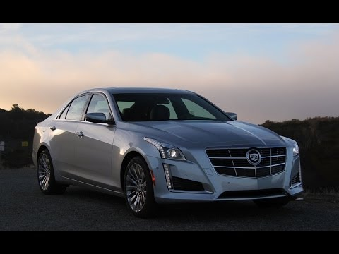 2014 Cadillac CTS 2 0T Review and Road Test