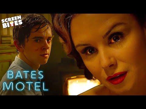 Norman Kills Miss Watson | Bates Motel | SceneScreen