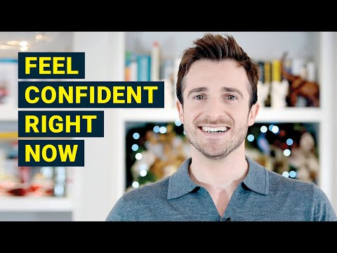 How to Be Confident in Spite of Your Insecurities (Matthew Hussey)