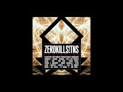 The Night Skinny - Zero Kills - Wes Craven [Bonus Track] (feat. Nitro)