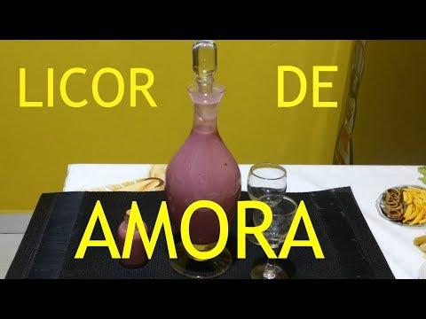 Licor de Amoras - rec 2