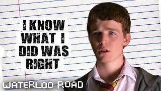 Ronan Tries To Steal The Morning After Pill For Sarah | Waterloo Road