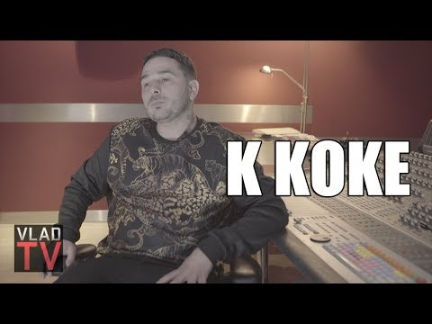 K KOKE ON BEING FIRST UK RAPPER TO SIGN TO JAY-Z FOR $250K @KokeUSG