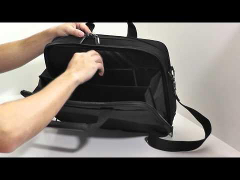 [YouTube] Kurztest: Dicota Ultrabook-Taschen