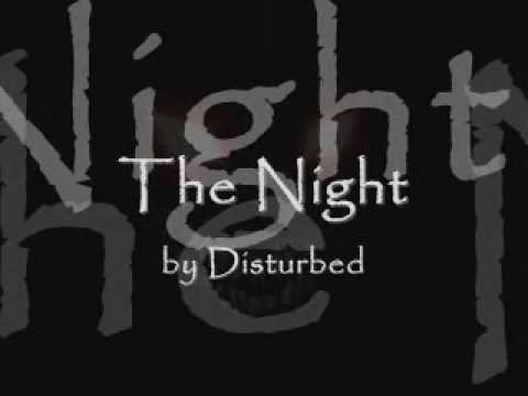 The Night by Disturbed (lyrics)