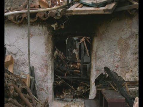 Δύο αδέλφια νεκρά από φωτιά σε μονοκατοικία στα Δίδυμα Αργολίδας