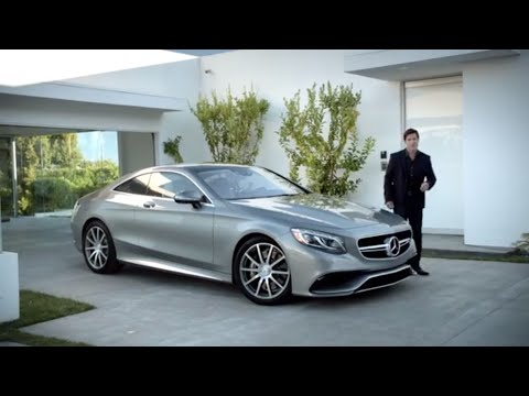mercedes - benz s - coupe 2015 - video presentazione