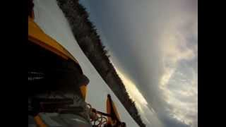 9. GO PRO ski-doo 550